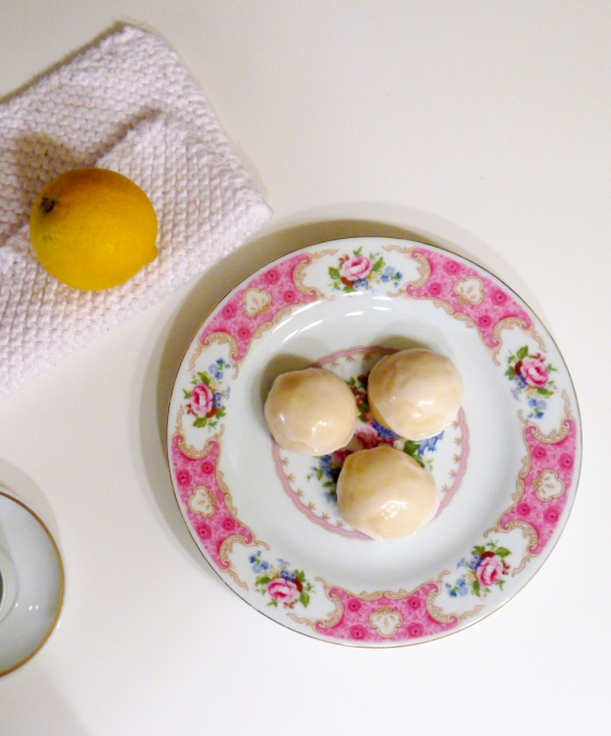 Anginetti (Italian Lemon Drop Cookies)