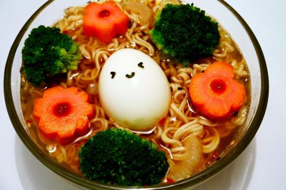 ramen cute egg